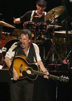 EKSLUZIVNO IZ NYC: BRUCE SPRINGSTEEN & SEEGER SESSIONS BAND
