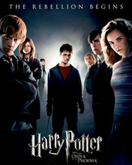 HARI POTER I RED FENIKSA (HARRY POTTER AND THE ORDER OF PHOENIX) – David  Yates